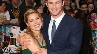 Két új taggal bővült a Hemsworth-család