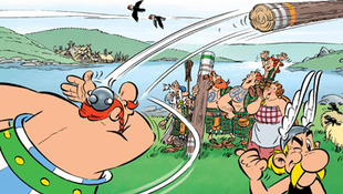 Újra itt van Asterix