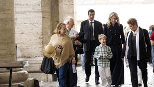 Rómában forgat Sharon Stone