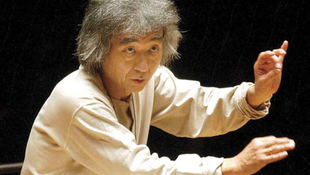 Visszatért a japán karmester