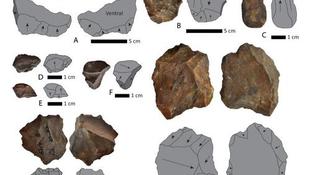 Kőköri leletekre bukkantak Dél-Afrikában