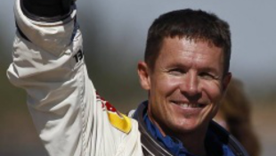 Baumgartner visszavonul a rekordugrás után