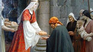 Töredékek kerültek elő Szent Erzsébet életéről