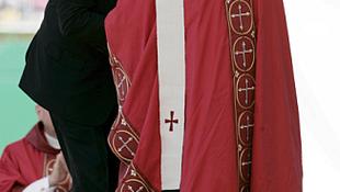 Papok az éterben