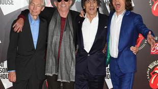 Turnéra indul a Rolling Stones