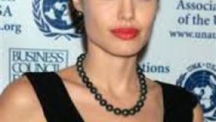 Angelina Jolie a líbiai határhoz utazott