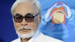 Tiszteletbeli Oscar-díjat kap életművéért Mijazaki Hajao