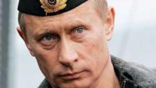 Putyin festménye 37 millió rubelért kelt el