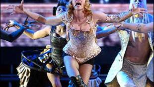 110 ezer forintos jegyek a pesti Madonna-koncerten!
