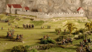 Katonák özönlötték el Sepsiszentgyörgyöt