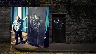 Banksy, a megmentő