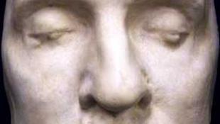 Elárverezik Cromwell halotti maszkját