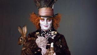 Johnny Depp újra Csodaországba vágyik
