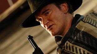A nyolc förtelmessel jön Tarantino