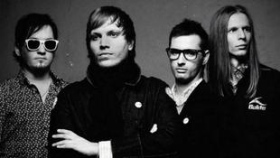 Amerikában turnézik a magyar banda