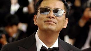 Hongkongi filmrendező kapta a díjat