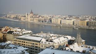 Budapest a legvonzóbb úticél