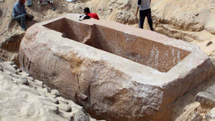 Újabb fáraósírt fedeztek fel Egyiptomban