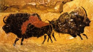 Ősi festményekre bukkant két kamasz
