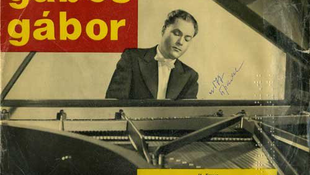 Elhunyt Gabos Gábor zongorista