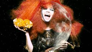 Zene és technológia ötvözete Björkkel