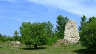 Feltárták a dombóvári vár kincseit