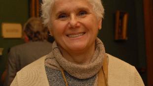 Keserü Ilona munkásságát ismerték el