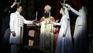 Mahó Andi hatodszorra ment férjhez
