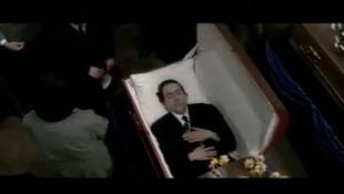 Tim Burton a halállal játszott