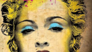 Madonna ünnepelteti magát