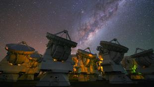 Ritka jelenség a csillagközi térben