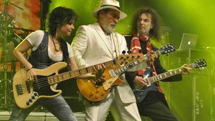 Omega 55 jubileumi koncert az Arénában