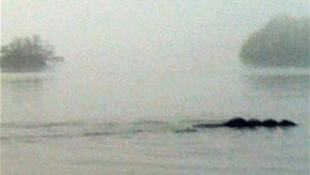 Fotó készült a Loch Ness-i angol társáról