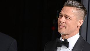 Újra sorozatban láthatjuk Brad Pittet
