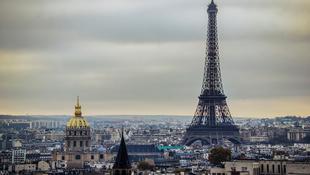 Álépítész dolgozott Párizsban