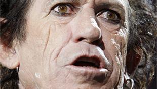 Keith Richards megadta magát