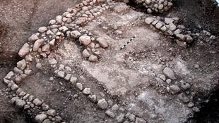 Megtalálták a legrégebbi épületet