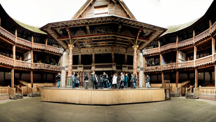 Világkörüli turnén a Globe Színház