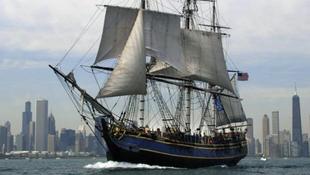 Elsüllyedt a legendás hajó, a HMS Bounty