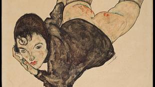 Majdnem kidobták a Schiele-festményt
