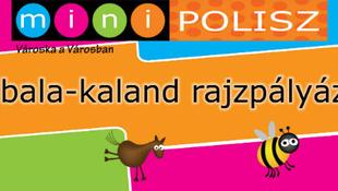 Rajzpályázatot hirdet a MiniPolisz