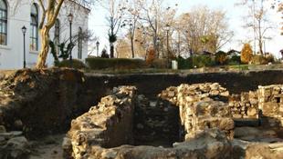 Minőségi fürdőt vettek a rómaiak