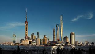 Magyar építészek Kínában