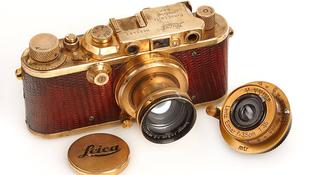 A legdrágább fényképezőgépek cseréltek gazdát a fővárosban