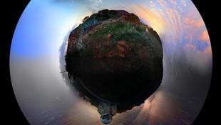 Megdöbbentő felfedezés: hatalmas fekete lyuk tátong a Föld fölött