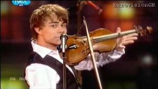 Alexander Rybak nyerte az Eurovíziós Dalversenyt