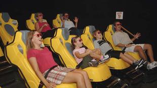 4 dimenziós moziélményben lehet részünk