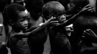 Természeti katasztrófa és háború közeledik