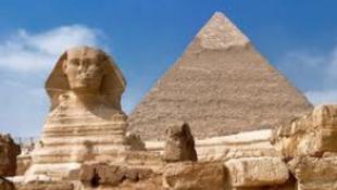 Kiszáradt Egyiptom