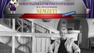 Vetélkedő a Nemzeti Színház történetéről